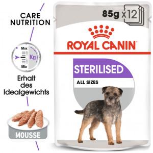 Royal Canin Sterilised natvoer