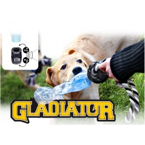 Gladiator Bottle Booster voor de hond