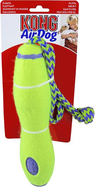 Kong Squeaker Fetch Stick voor de hond