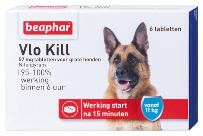 Beaphar Floh Kill (ab 11 kg) Hund