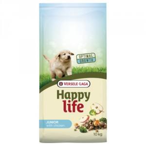 Happy Life Junior Chicken Hundefutter