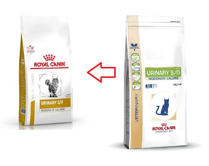Royal Canin Veterinary Urinary S/O Moderate Calorie Katzenfutter