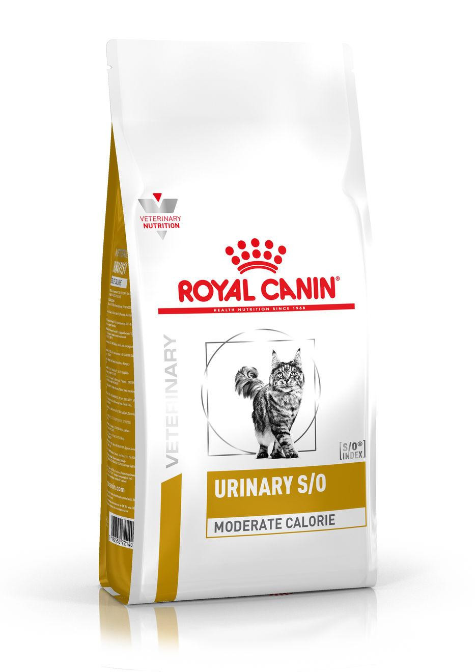 Royal Canin Urinary S/O Moderate Calorie Katzenfutter