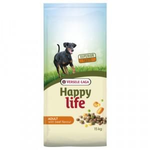 Happy Life Adult Rind Hundefutter