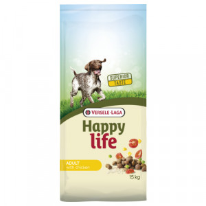 Happy Life Adult Chicken Hundefutter