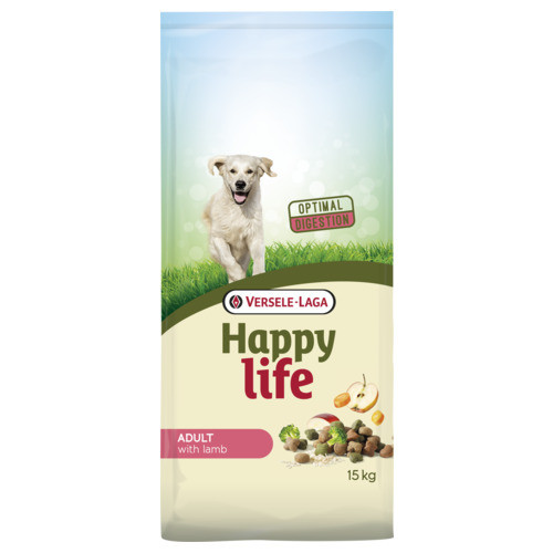 Happy Life Adult Lamb Hundefutter