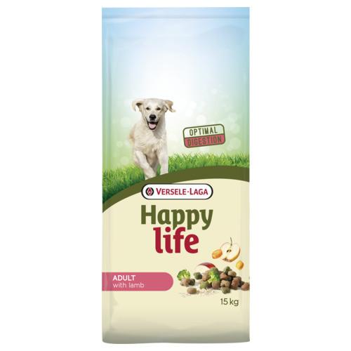 Happy Life Adult Lamb Hundefutter