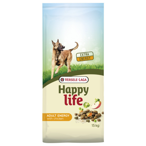 Happy Life Adult Chicken Energy Hundefutter