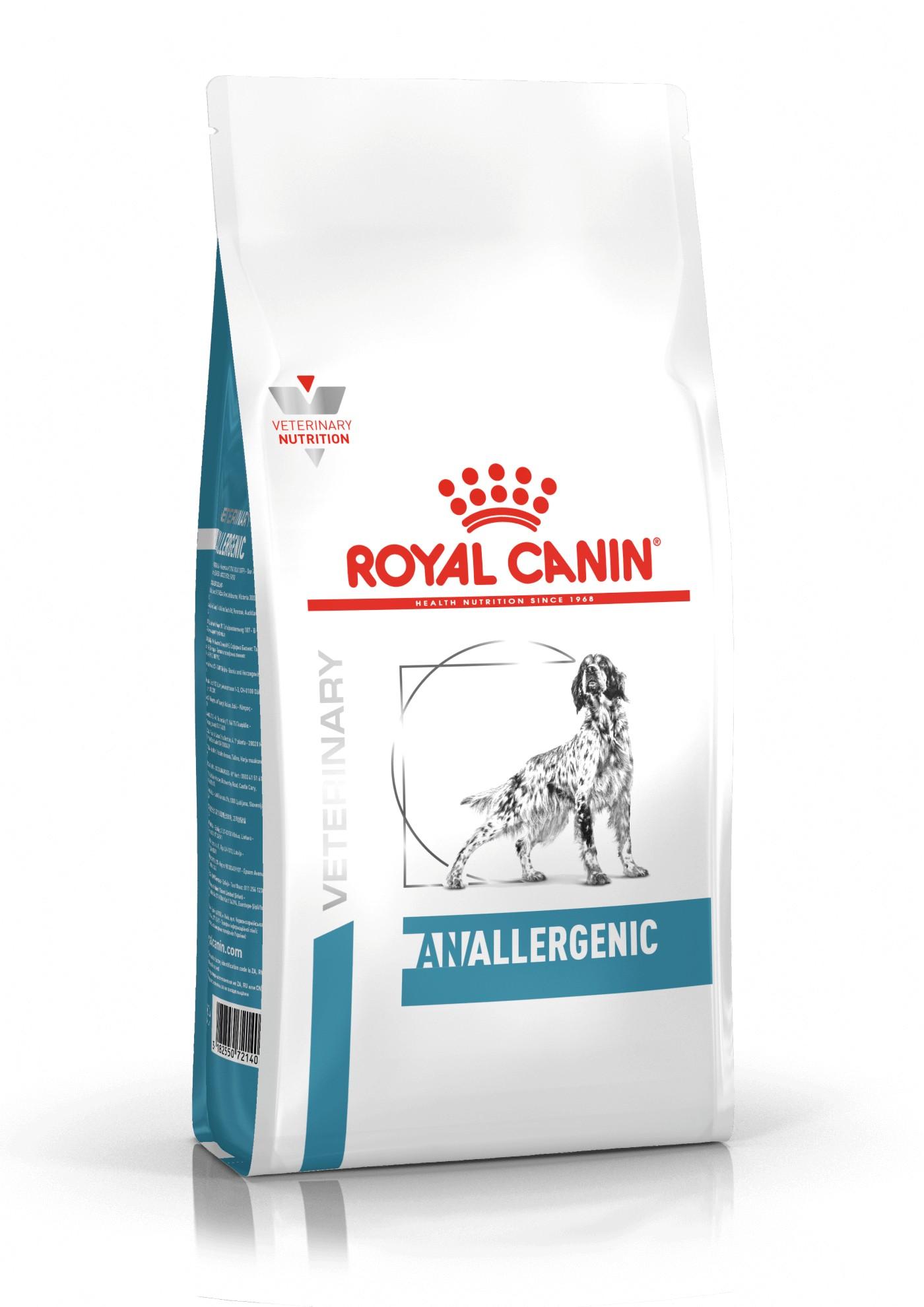 Royal Canin Anallergenic hondenvoer