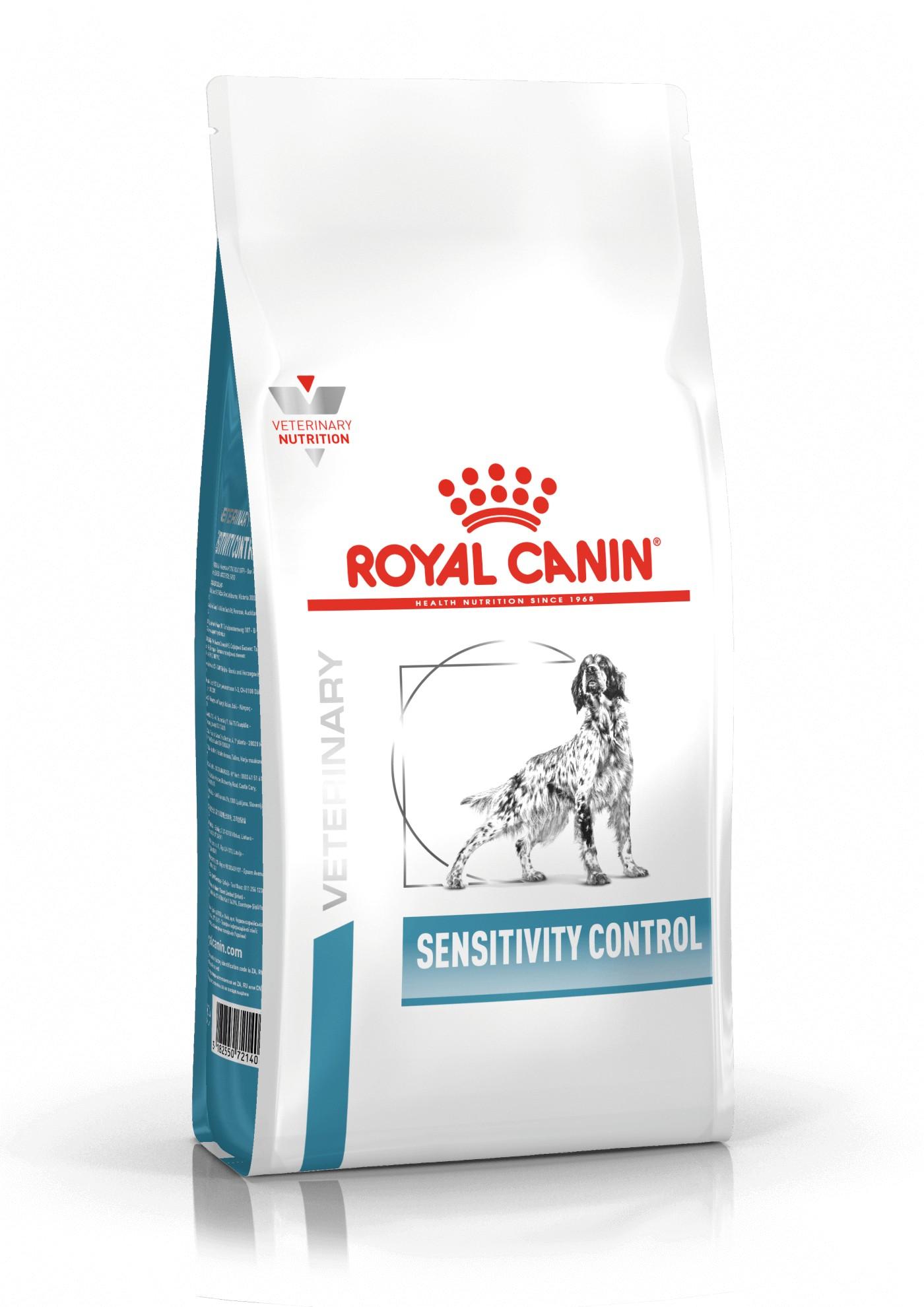 Royal Canin Sensitivity Control Hundefutter - SC 21