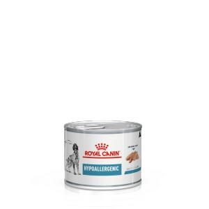 Royal Canin Veterinary Diet Hypoallergenic Hundefutter (Dosen) 200g