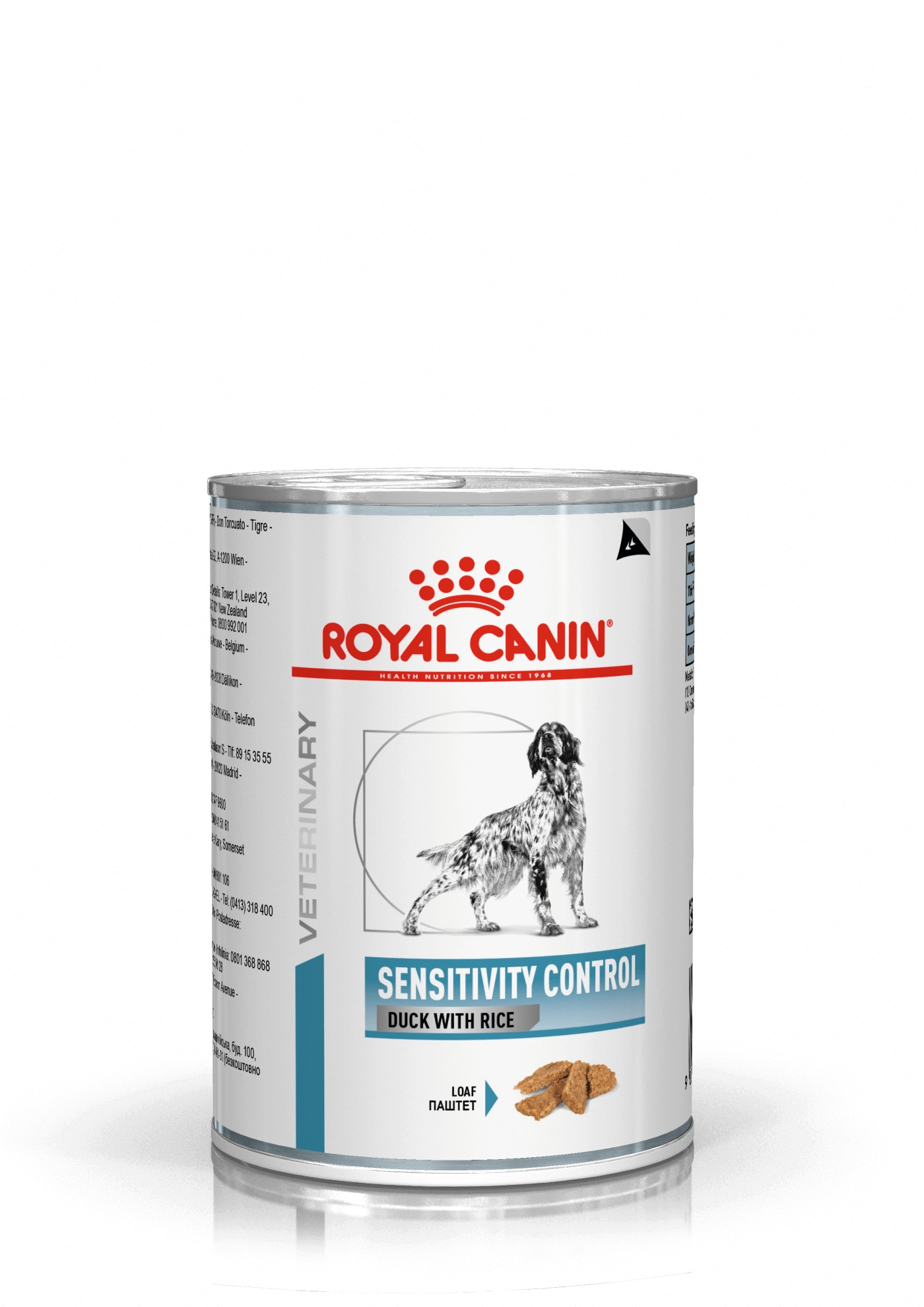 Royal Canin Sensitivity Control - Ente & Reis Hundefutter (Dosen) 420g