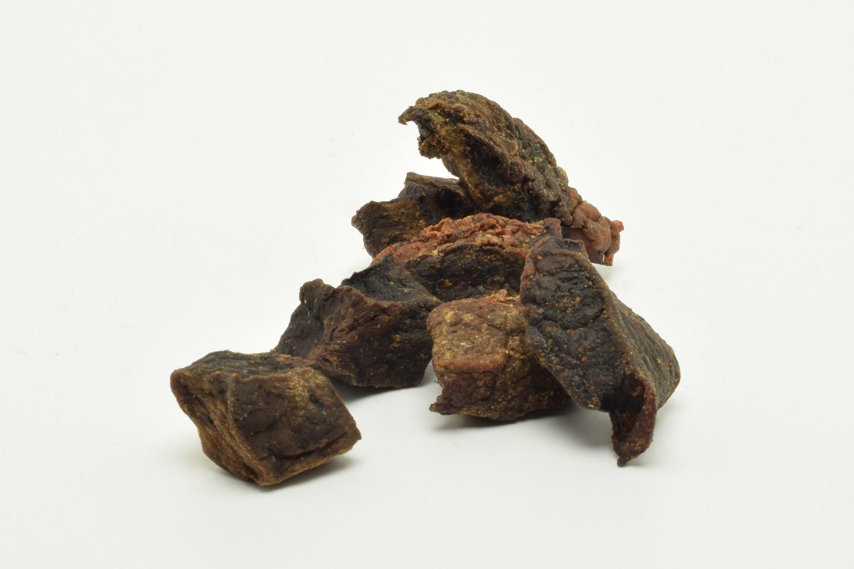 Brekz - Runderhart blokjes 100 gram