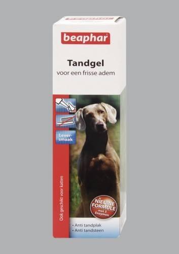 Beaphar Tandgel voor hond en kat