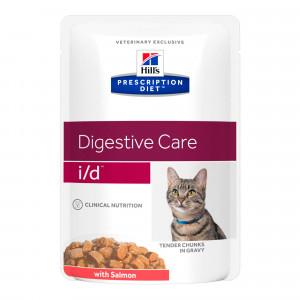 Hill's Prescription Diet I/D 85 g Pouch Lachs Katzenfutter