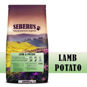 Seberus Lamb & Potato - natürliches, getreidefreies Hundefutter