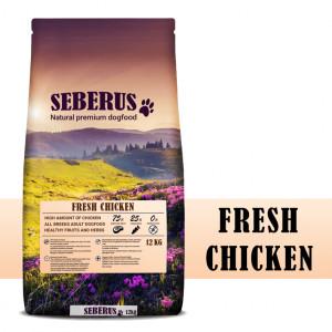 Seberus Fresh Chicken - natürliches, getreidefreies Hundefutter