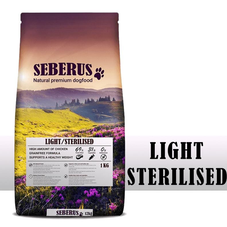Seberus Sterilised / Light Hundefutter