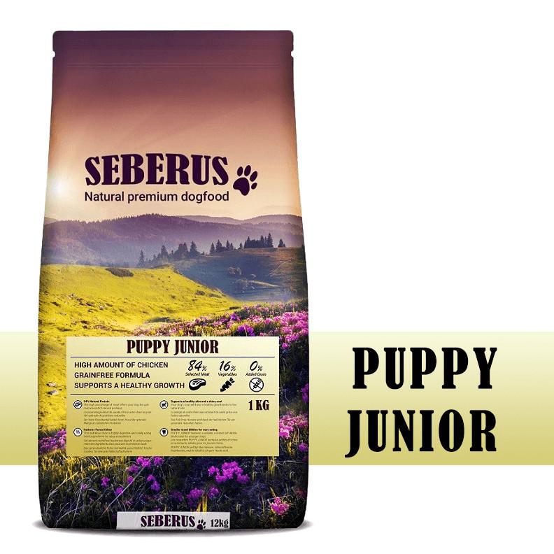 Seberus Puppy / Junior Hundefutter