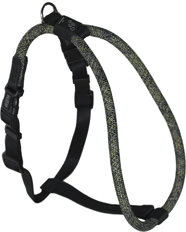 H5D Leisure Rope Walker Tuigje Zwart