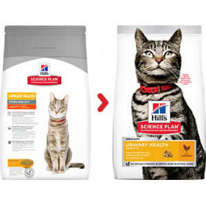 Hill's Adult Urinary Health Sterilised Katzenfutter