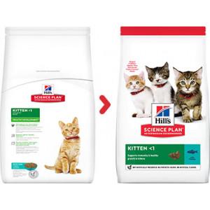 Hill's Kitten Healthy Development Thunfisch Katzenfutter