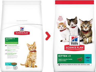 Hill's Kitten Thunfisch Katzenfutter