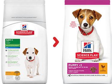 Hill's Puppy Small & Mini Huhn Hundefutter 3 kg