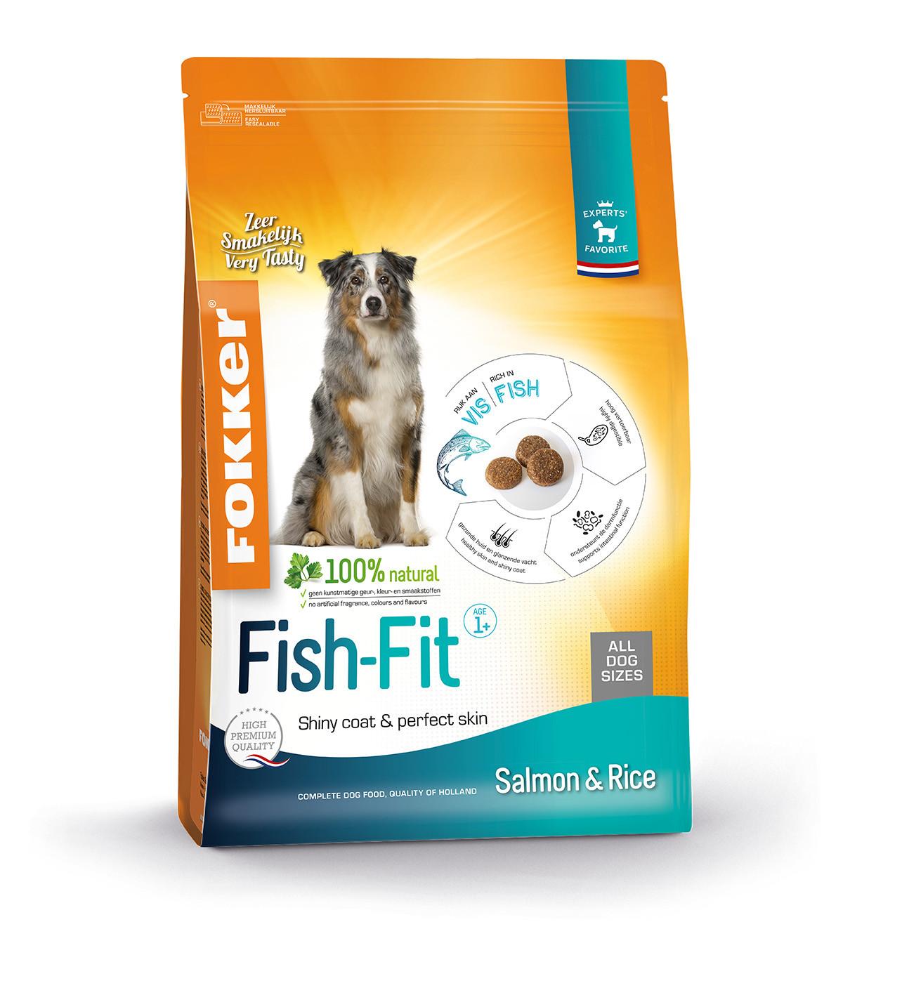 Fokker Dog Fish-Fit hondenvoer