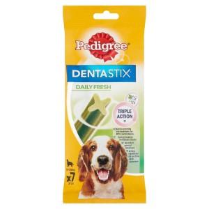 Pedigree Dentastix Fresh für mittelgroβe Hunde van 10  bis 25 kg