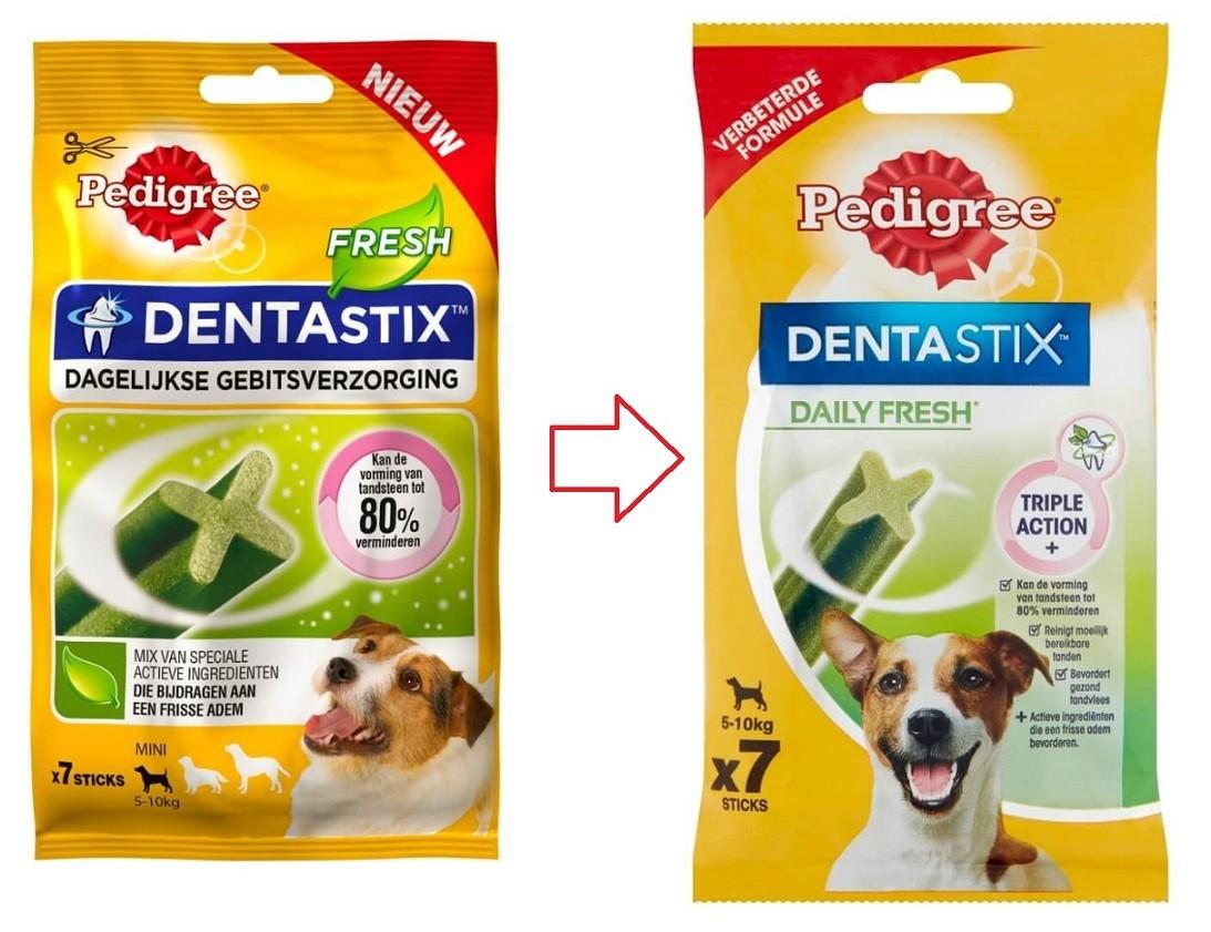 Pedigree Dentastix Fresh für kleine Hunde bis 10 kg