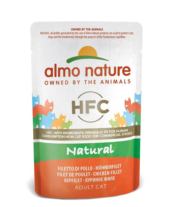 Almo Nature Classic Nature Hühnerfilet 55 Gramm