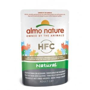 Almo Nature HFC Natural Thunfisch & junge Sardelle 55 Gramm