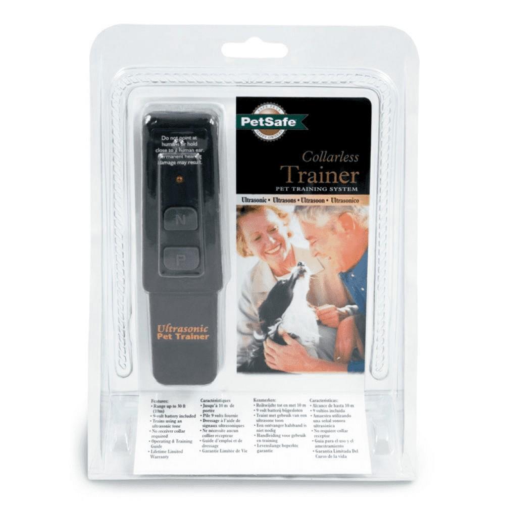 Petsafe Ultrasone Remote Trainer PUPT-10019 voor de hond