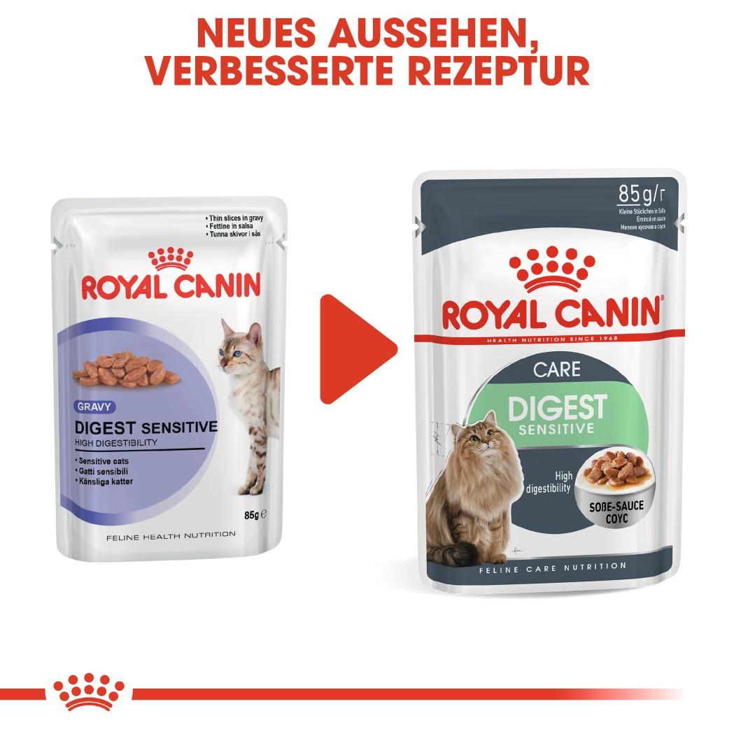 Royal Canin Digest Sensitive Katzen-Nassfutter x12