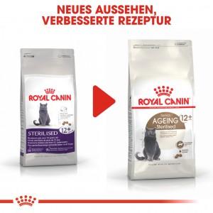 Royal Canin Sterilised Ageing +12 Katzenfutter