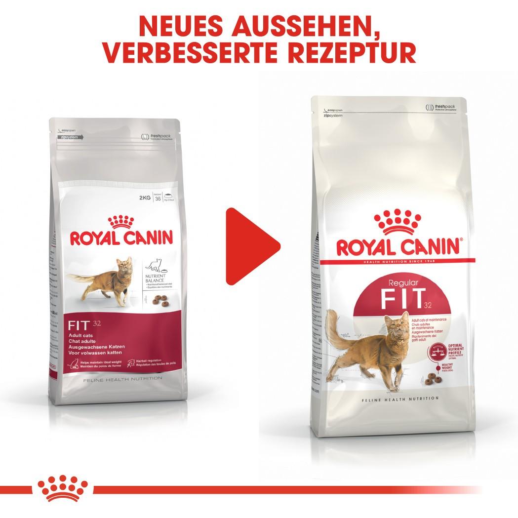 Royal Canin Fit 32 Katzenfutter