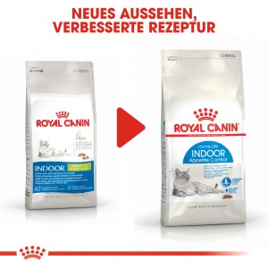 Royal Canin Indoor Appetite Control Katzenfutter