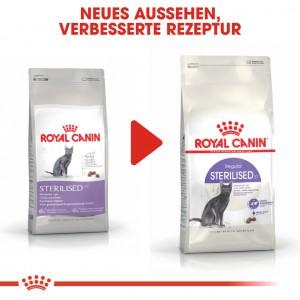 Royal Canin Sterilised Katzenfutter