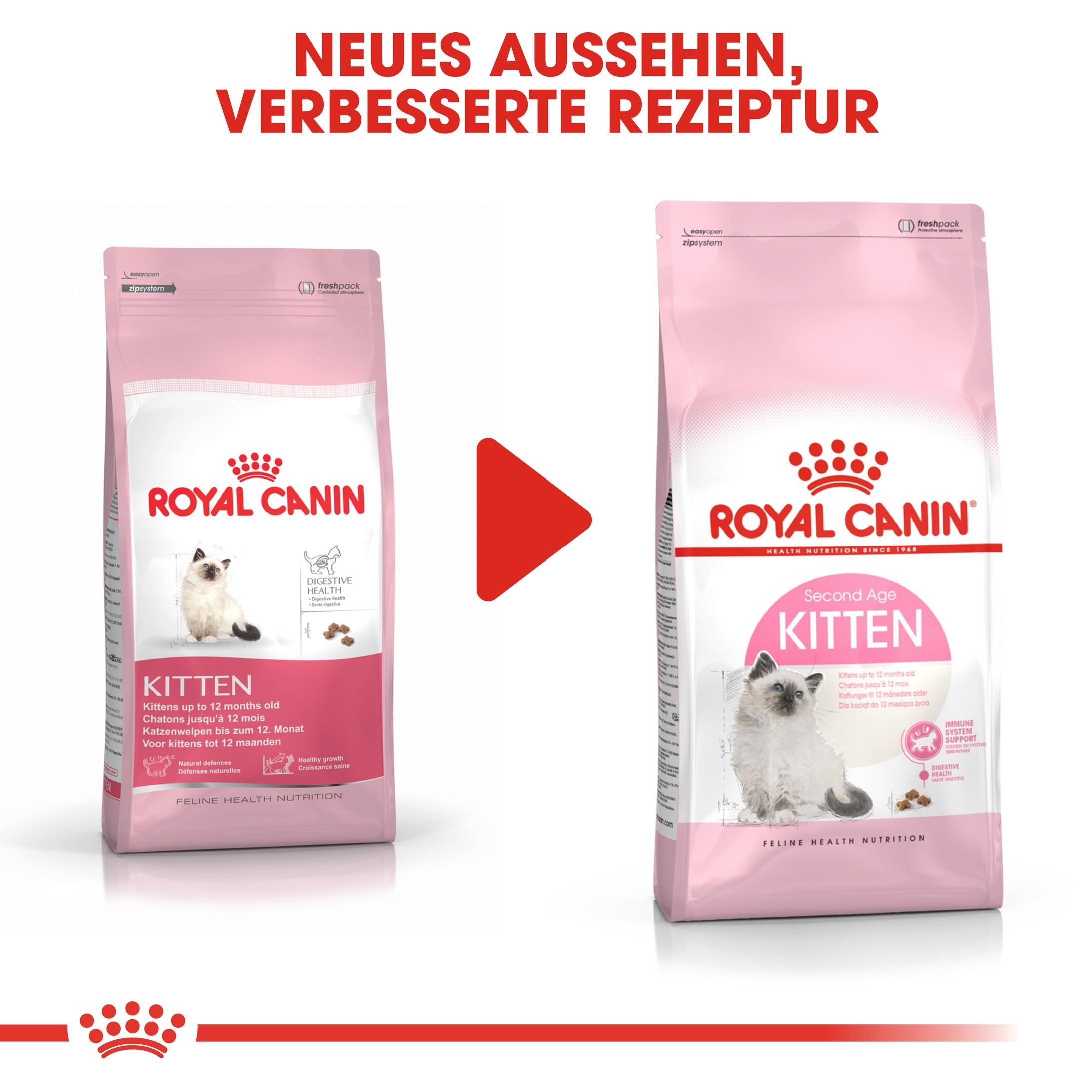 Royal Canin Kitten Katzenfutter