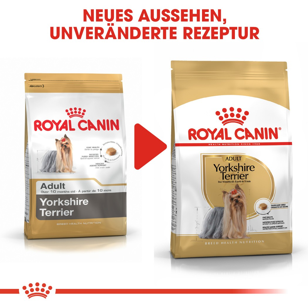 Royal Canin Adult Yorkshire Terrier Hundefutter
