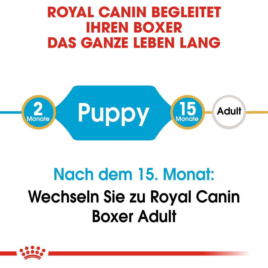 Royal Canin Puppy Boxer Hundefutter
