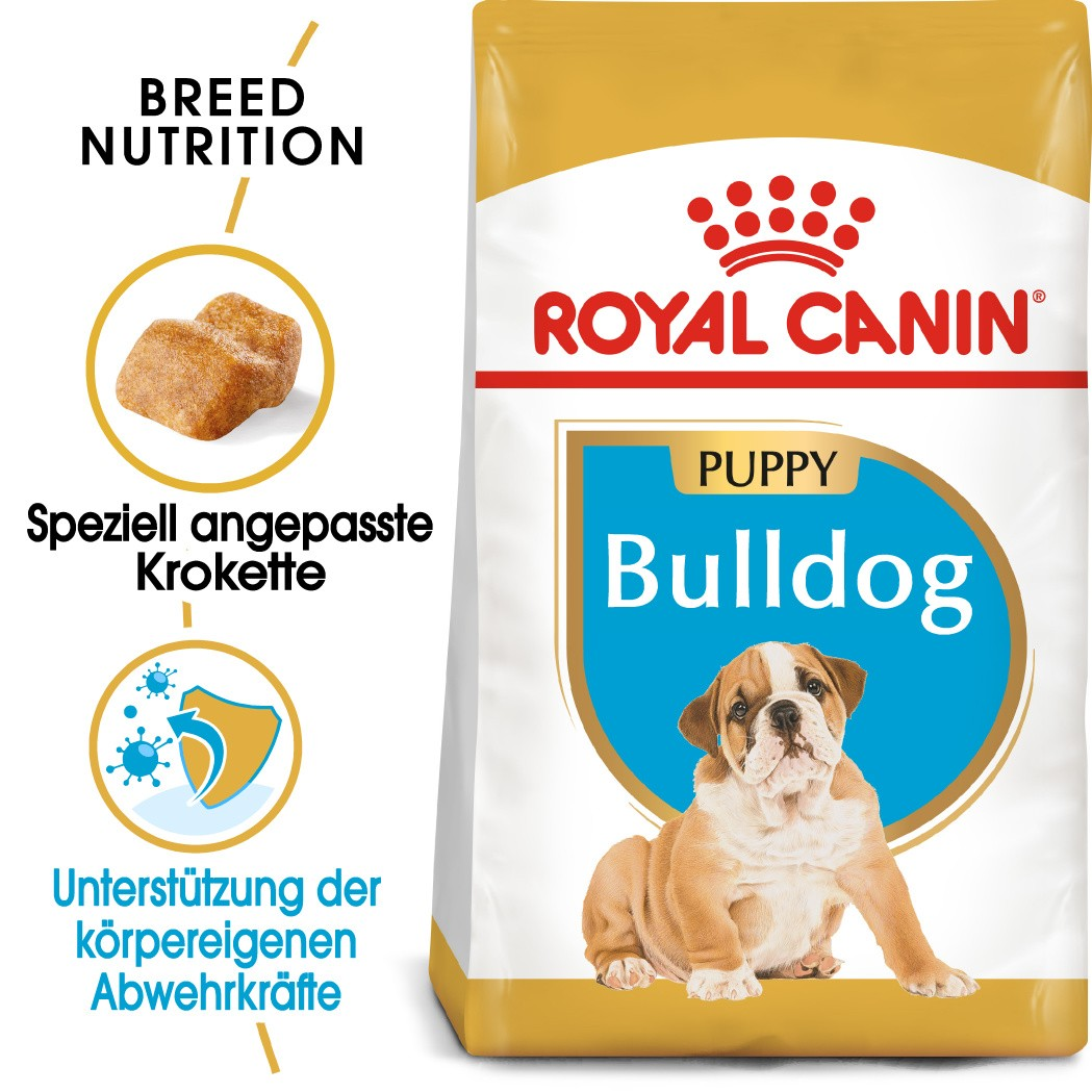 Royal Canin Puppy Bulldog Hundefutter