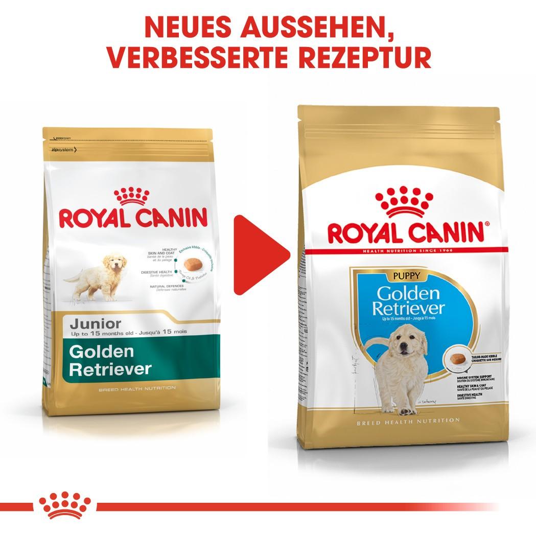 Royal Canin Puppy Golden Retriever Hundefutter