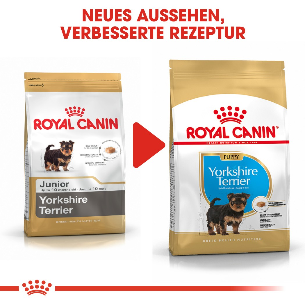 Royal Canin Yorkshire Terrier Puppy Hundefutter