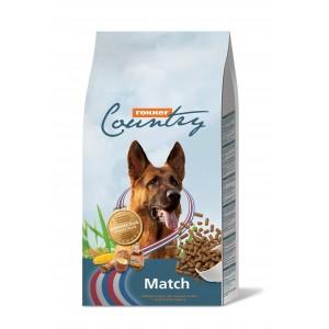 Fokker Country Match Hundefutter