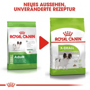 Royal Canin Mini X-Small Adult voor de hond