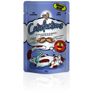 Catisfactions Combipack kattensnoep - 6 zakjes