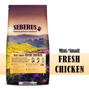 Seberus Mini/SB Classic - natuurlijk graanvrij hondenvoer