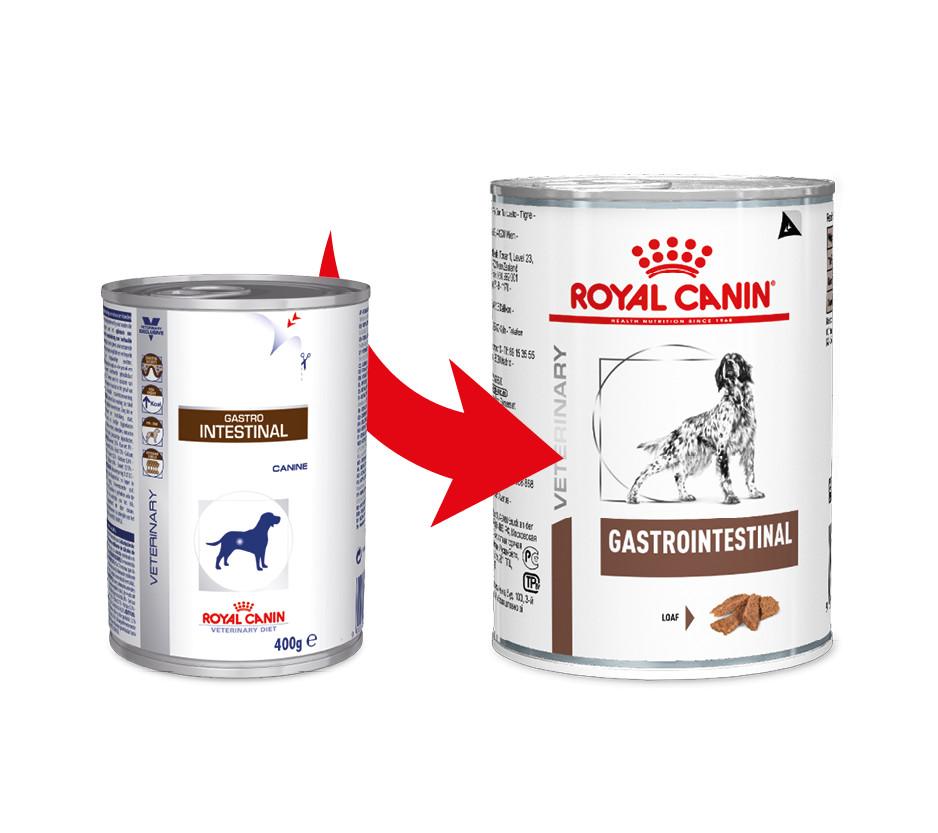 Royal Canin Veterinary Diet Gastro-Intestinal Hundefutter (Dosen) 400g